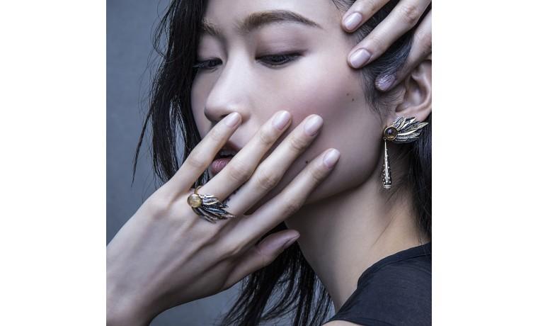 Winged Freedom earrings