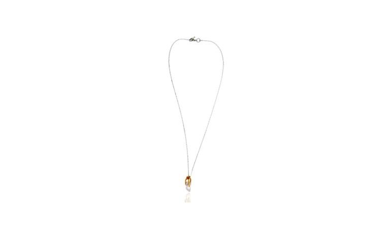 Glacier Crystal Necklace