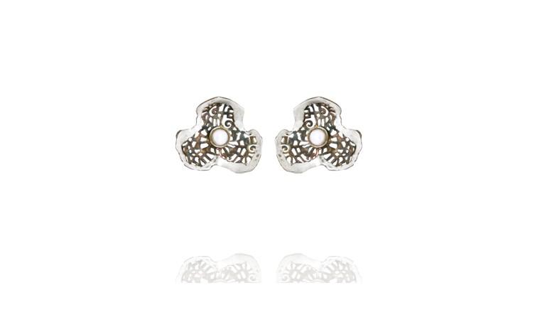 Shy Poppy Earrings