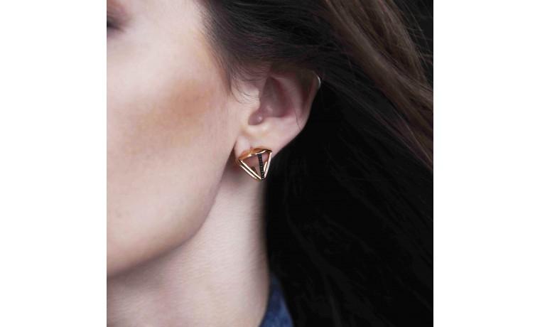Dynamic Rock Earrings
