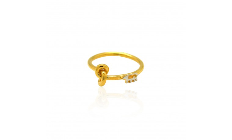 Promise Knot Ring