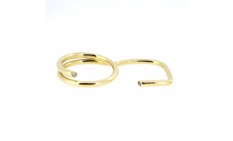 Serendipity Double Ring